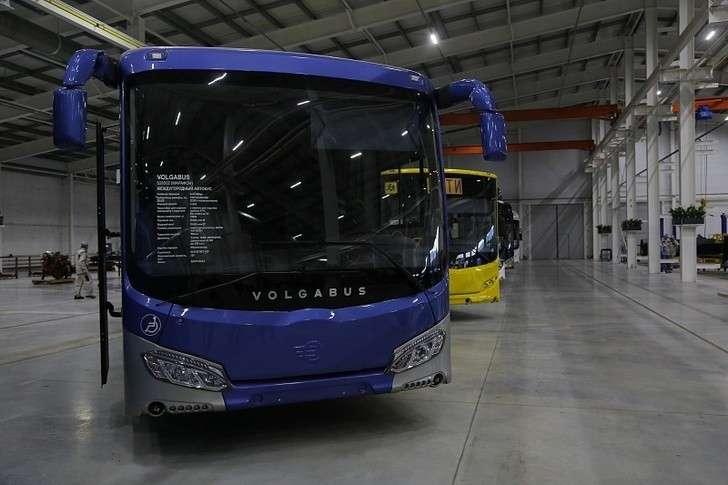 ВВолгоградской области открыли промплощадку повыпуску шасси иавтобусов среднего класса