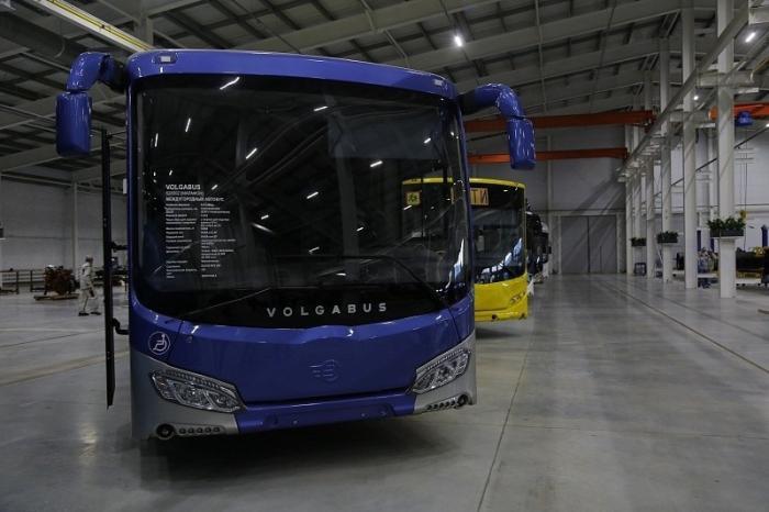 ВВолгоградской области наладиливыпуск шасси иавтобусов среднего класса