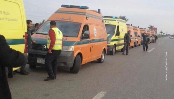 Теракт на Синайском полуострове: число жертв возросло – 155 убитых, 120 раненых