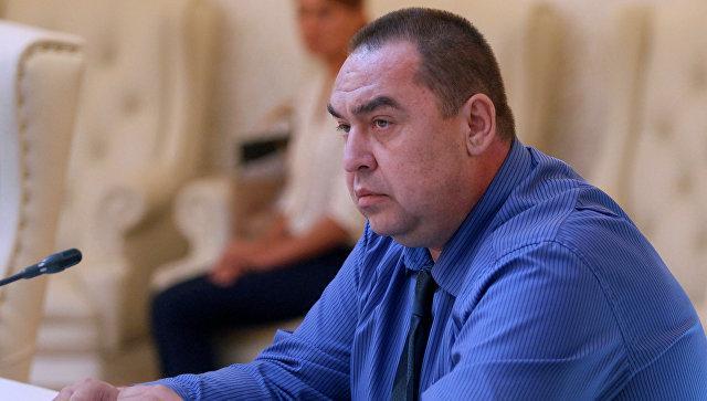 Глава ЛНР Игорь Плотницкий написал заявление об отставке
