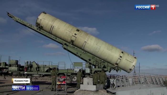 ВКС РФ испытали уникальную противоракету, способную перехватывать цель даже в космосе