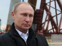 Назови керченский мост в Крым – «Путинским мостом»!