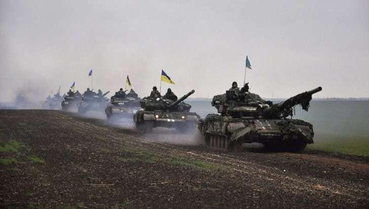 Донбасс: о неудачном наступлении карателей ВСУ
