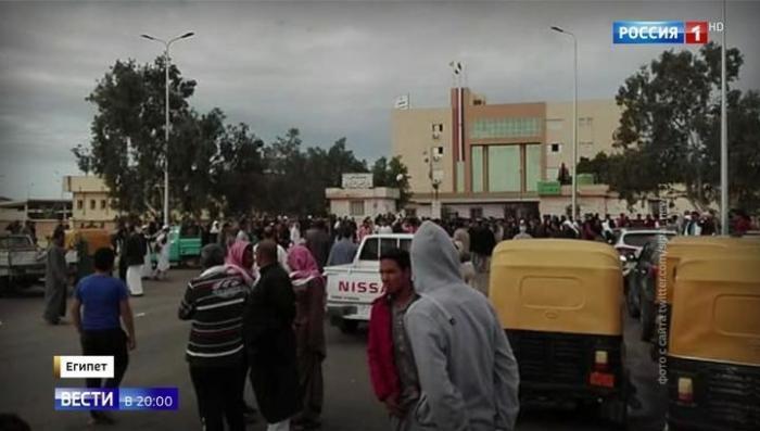 Теракт в Египте: фанатики добивали людей после подрыва мечети