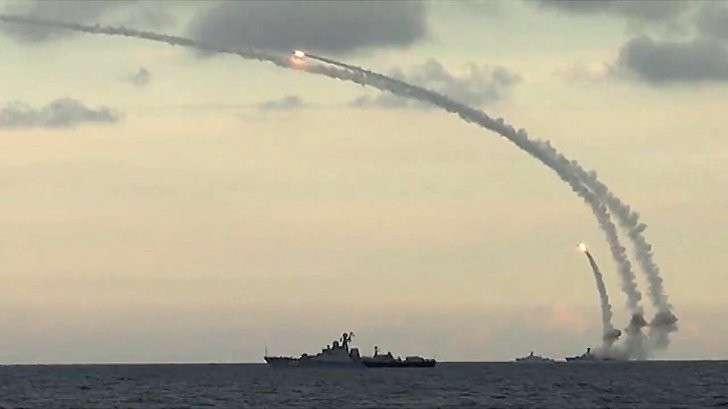 «Каракурты» ВМФ РФ: Смертельный «укус» дляавианосца (ФОТО)