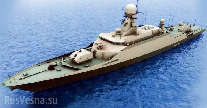 Каракурты ВМФ РФ: Смертельный «укус» дляавианосца США