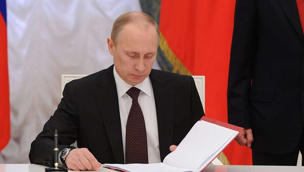 Владимир Путин подписал закон о статусе иностранного агента для СМИ