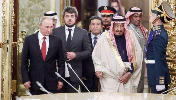 Цену на нефть контролирует теперь не ОПЕК, а Владимир Путин