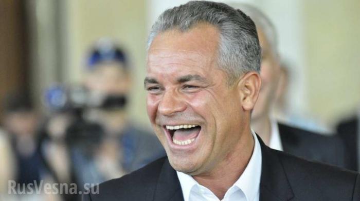 Молдова. Плахотнюк – сутенёр инаркобарон сдвойным гражданством