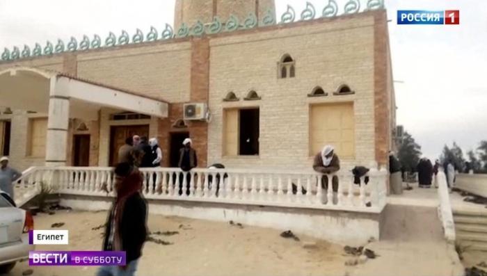 Бойня а Египте: в одной из старейших святынь суфиев убиты несколько сотен человек