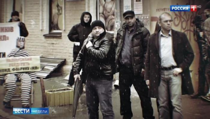 Киевский евромайдан расстреливали грузины и литовцы