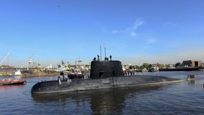 Подлодка Аргентины: военные озвучили версию причины взрыва на пропавшей подлодке