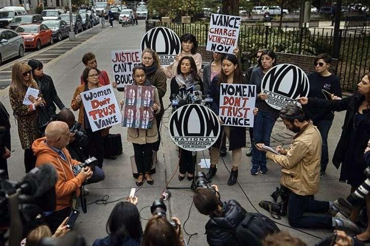 Информационная война в США: «сексуально не правильное поведение»