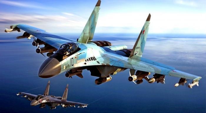 Су-35: истребитель, опровергающий законы физики. Оружие победы в Сирии