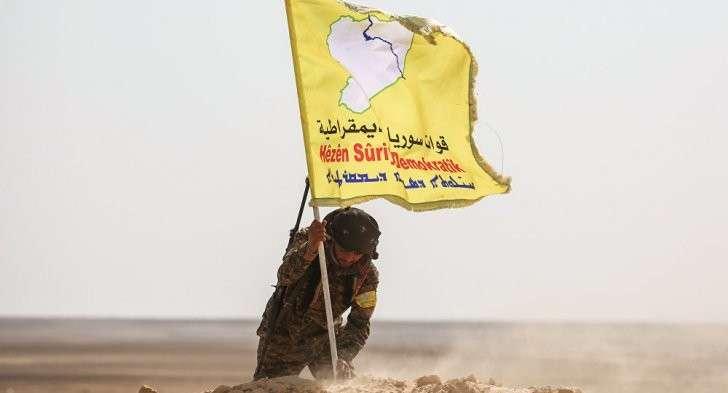 Сирия: Курды готовы бросить США и перейти на сторону Башара Асада?