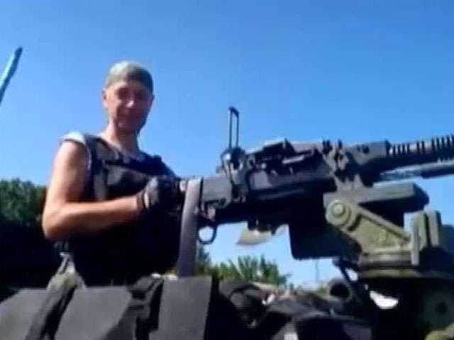 Украинские силовики покидают территорию республики ДНР