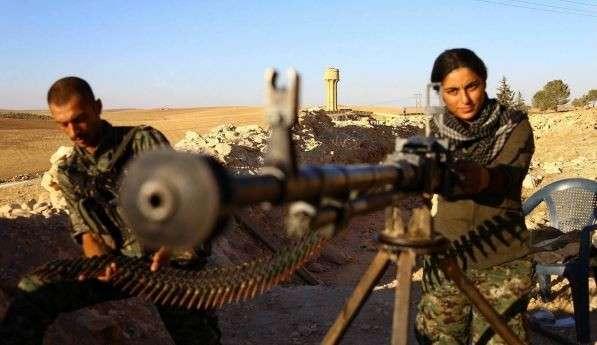 Трамп отказался поддерживать курдов чтобы сохранить целостность Сирии