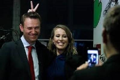 Собчак и Навальный – двое из ларца одинаковых с лица