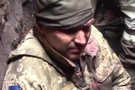 ДНР: каратели ВСУ бросили своего раненого товарища под Светлодарском