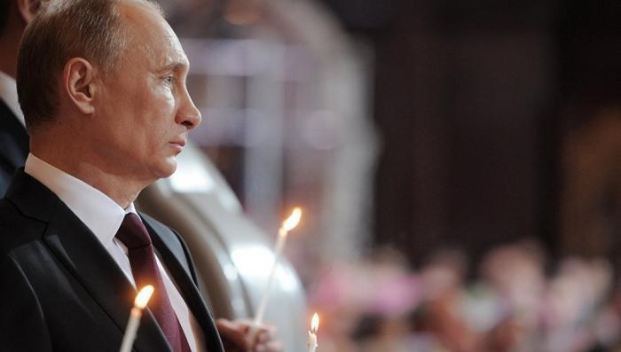 Владимир Путин впервые в истории посетит Архиерейский собор