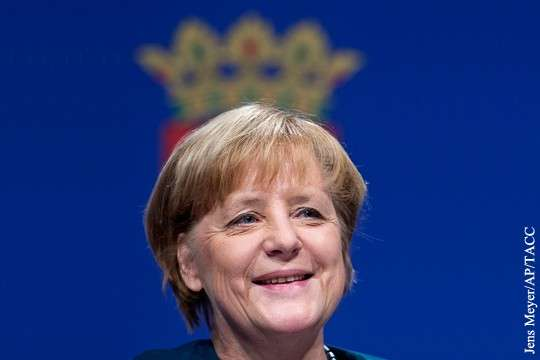 Кризис в Германии: корона Запада оказалась слишком велика для Ангелы Меркель