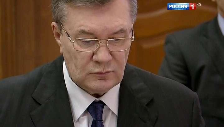Генеральная прокуратура Украины возбудила дело о перевороте по заявлению Януковича