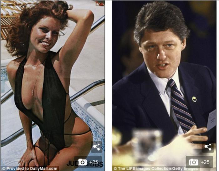 Пэт Джуди Гиббс больше ничего и никогда не расскажет о Клинтон