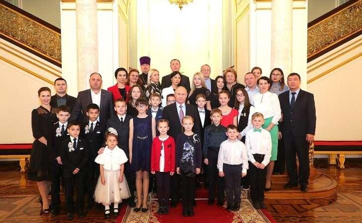 Спобедителями Всероссийского конкурса «Семья года».
