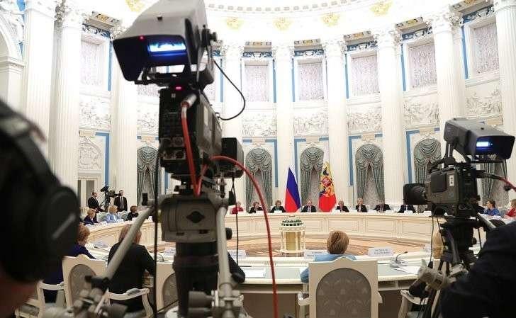 Заседание Координационного совета пореализации Национальной стратегии действий винтересах детей.