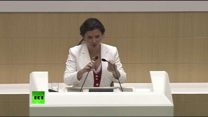 Запрет RT в США: Маргарита Симоньян выступает в Совете Федерации. Прямая трансляция!