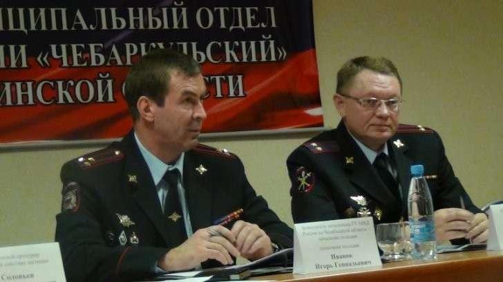 Чебаркуль: шестеро мужчин, избитых полицейским, оказались невиновны