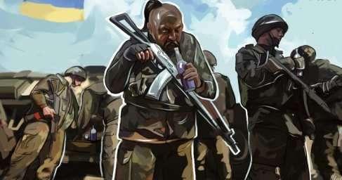 Главпоп украинской церкви разрешил карателям убивать, ибо они «строители мира»