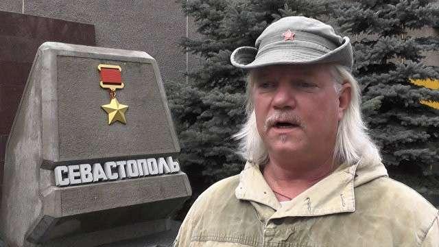 Американец Рассел Бентли позывной «Техас» рассказал о своей службе в ополчении ДНР