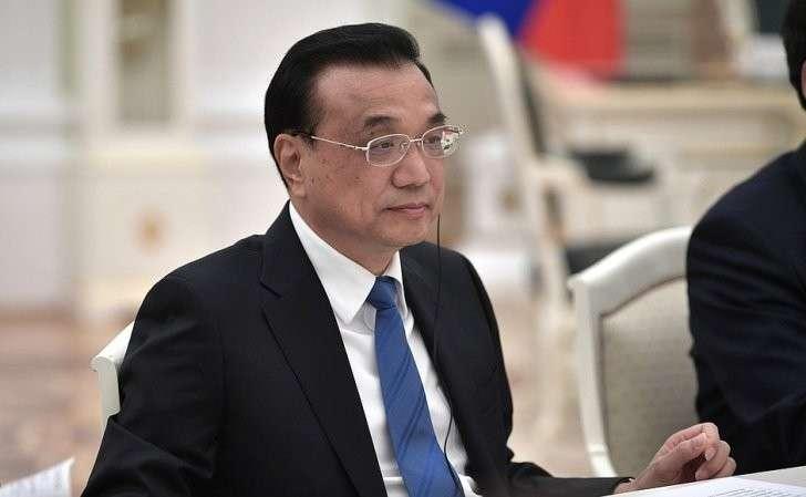 Премьер Государственного совета Китайской Народной РеспубликиЛи Кэцян.