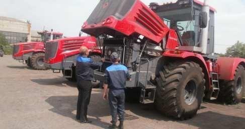 Успехи ДНР: в городе Торезе начата сборка тракторов