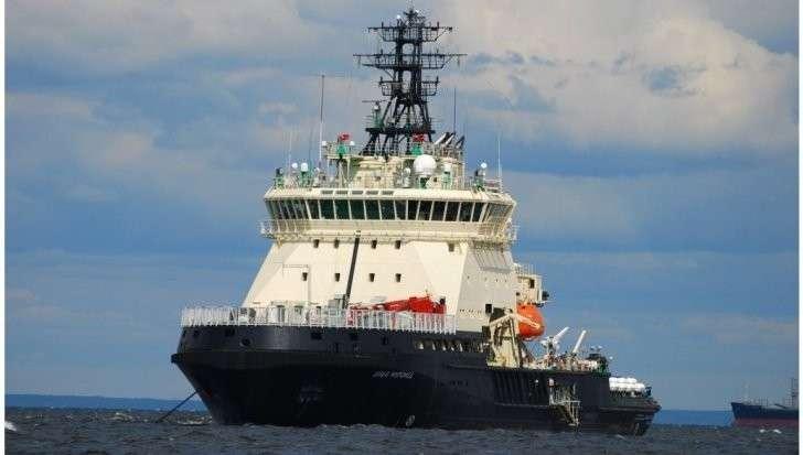 ВМФ России получит новейший ледокол «Илья Муромец»