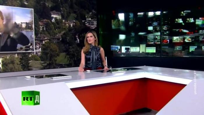 Запрет RT в США: телеканал лишили аккредитации при конгрессе США