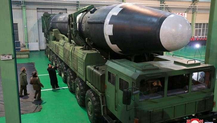 Сергей Лавров заподозрил США в намерении уничтожить КНДР