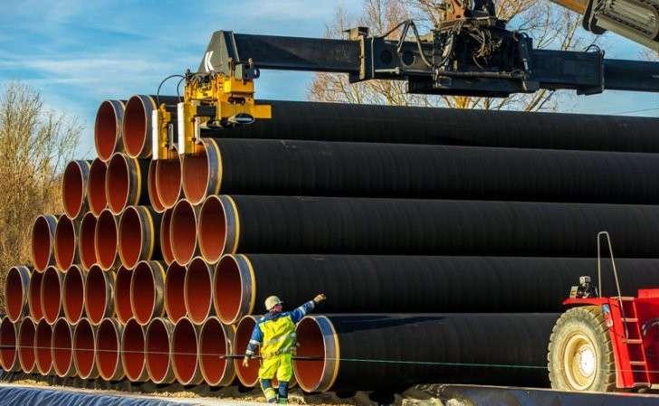 Северный поток-2: Газпром прорвал санкции США в Европе