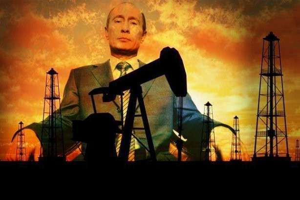 «Король нефти» Путин и новый русский мировой порядок