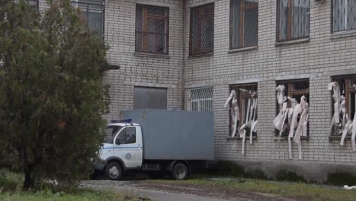 В Никополе Днепропетровской области чеченец закидал суд гранатами, двое погибли