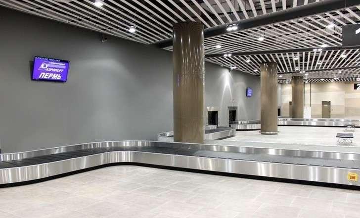 ВПерми открылся новый терминал международного аэропорта «Большое Савино»