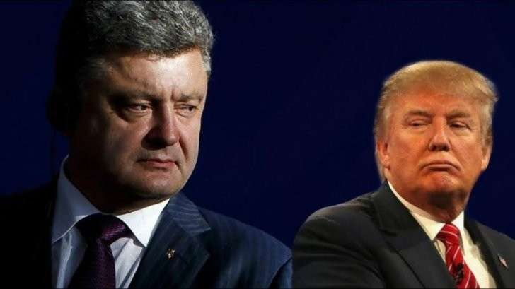 Украина во мгле: Порошенко уничтожает агентов влияния США