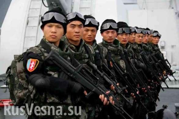 Сирия: китайский спецназ «Ночные тигры» прибыл врайон базы ВМФ России в Тартусе | Русская весна