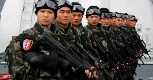 Сирия: китайский спецназ «Ночные тигры» прибыл в русский Тартус