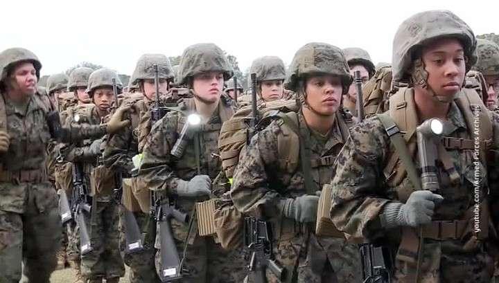 Армия США: повышение по службе только через секс, опять скандал