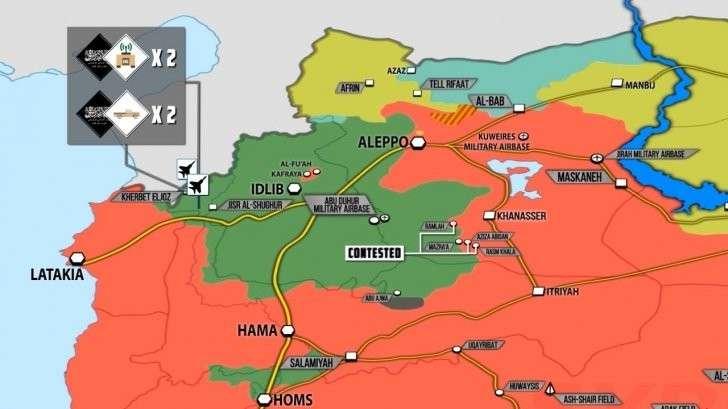 Сирия: китайский спецназ зачищает «родных» ваххабитов при поддержке ВКС России