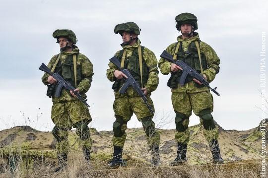 Крым: сформирован новый десантно-штурмовой батальон