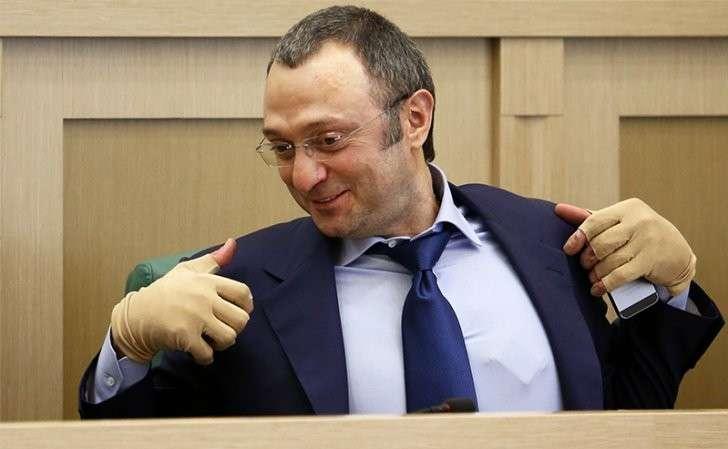 Самоволка Сулеймана Керимова тревожный звоночек для элит России