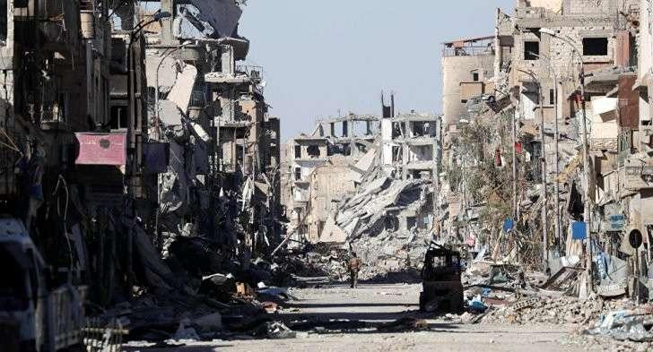 Картинки по запросу ракка освобождённая